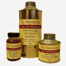 Oil Paint Drying Agent